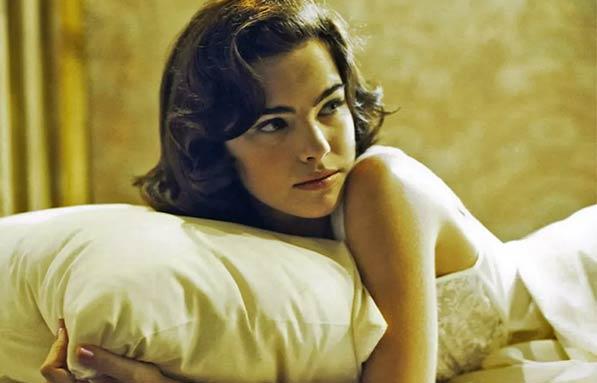 Foto de Ana Paula Arósio como Hilda Furacão