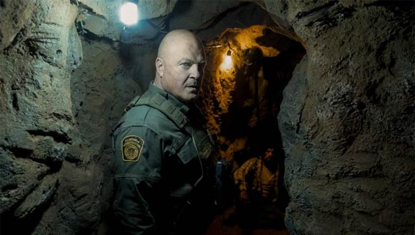 Foto de divulgação da série Coyote