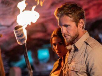 Foto de divulgação de 'Blood & Treasure', em Globoplay