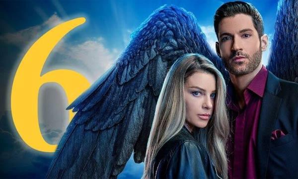 Foto de Lucifer, em estreia na Netflix