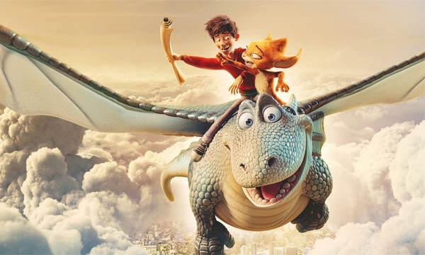 Foto de O Cavaleiro do Dragão, em estreia na Netflix