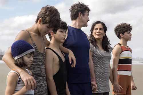 Foto da família de Éramos Seis