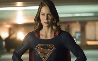 Foto de divulgação da série Super Girl